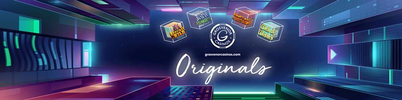 Online Slots – Casino Games and Jackpots | Grosvenor Casinos