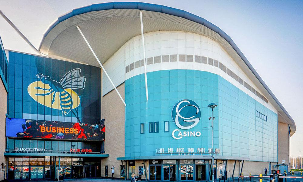 Grosvenor Casino Coventry Parking