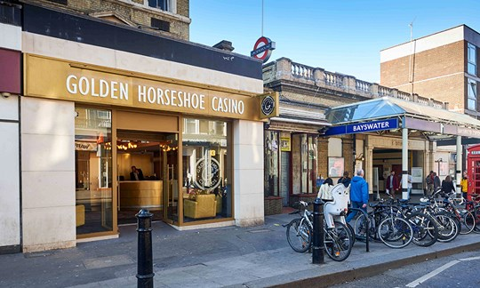 Grosvenor Casino Golden Horseshoe, London
