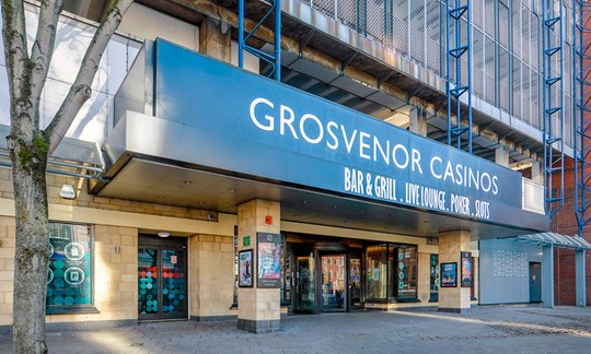 Grosvenor Casino Nottingham