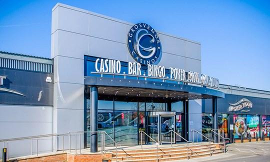 Grosvenor casino reading menu nevada approves online gambling