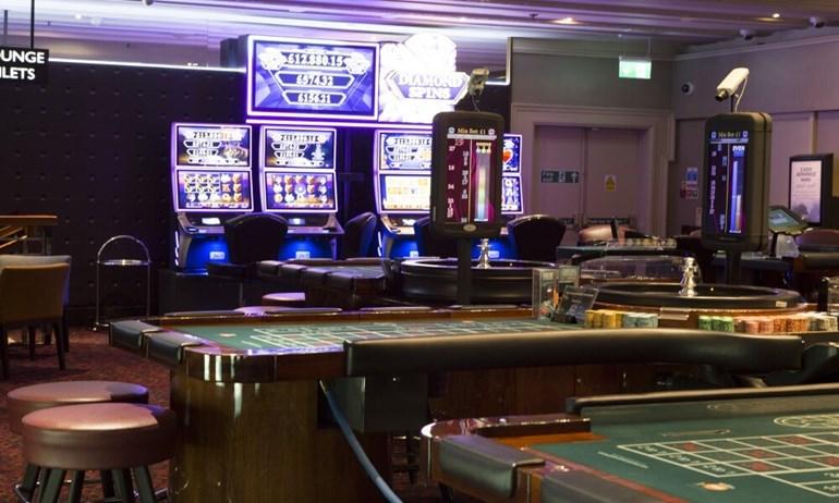 Casino London Grosvenor Casino Russell Square