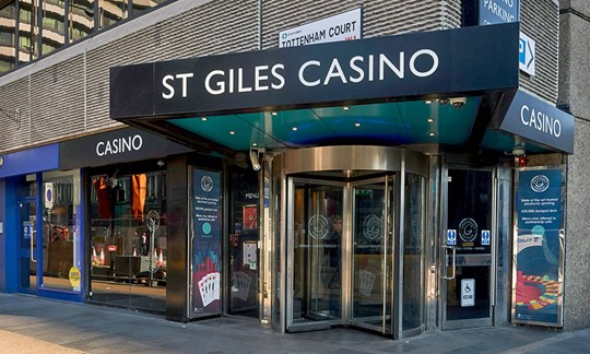 Grosvenor Casino St Giles