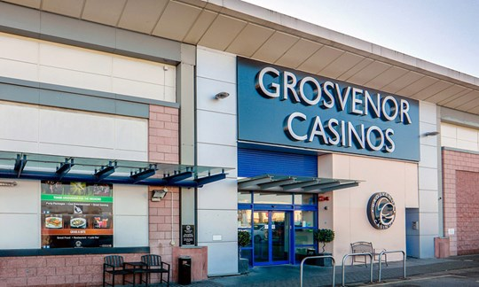 Grosvenor Casino Stoke