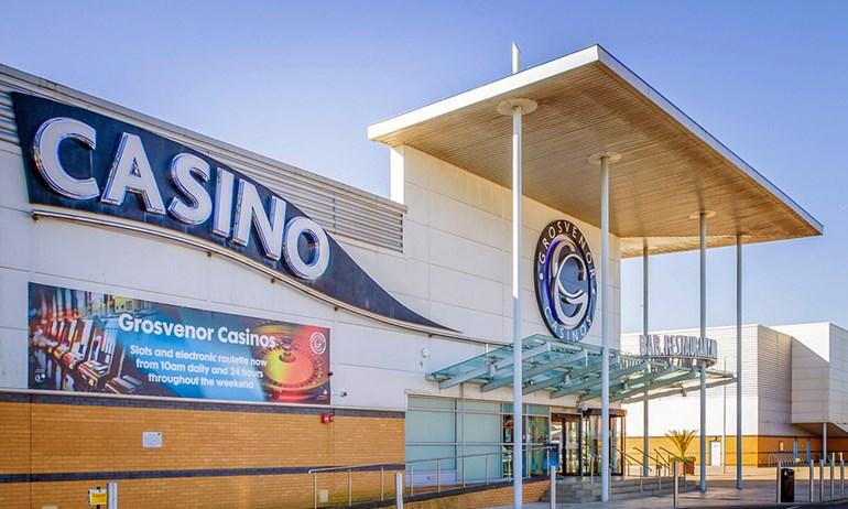 grosvenor casino westwood cross menu