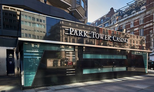 The Park Tower, London