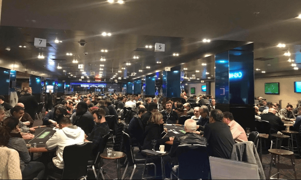 The Poker Room On Edgware Road London Grosvenor Casinos