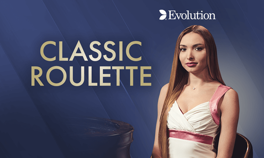 Live Classic Roulette HD