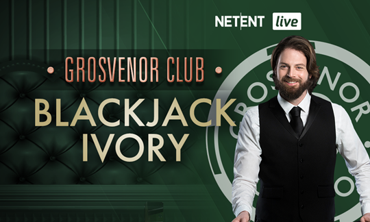 Live Club Blackjack Ivory