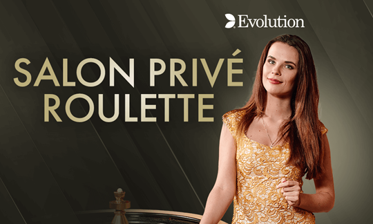 Live Salon Prive Roulette