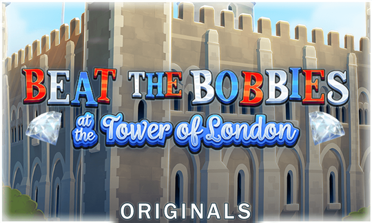 Beat the Bobbies Tower of London