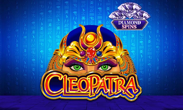 Play Cleopatra Diamond Spins Slot Online Grosvenor Casinos