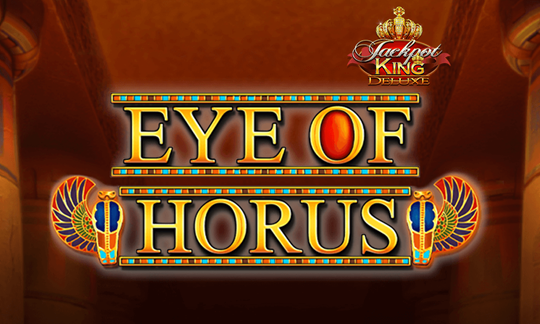 Eye of Horus Jackpot King