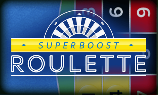 Superboost Roulette